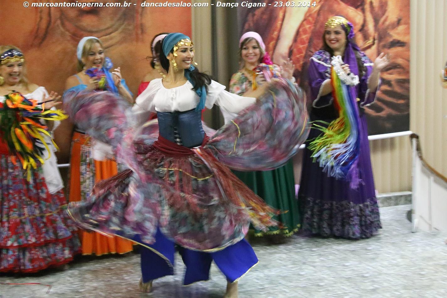 Dança Cigana 23.03.2014