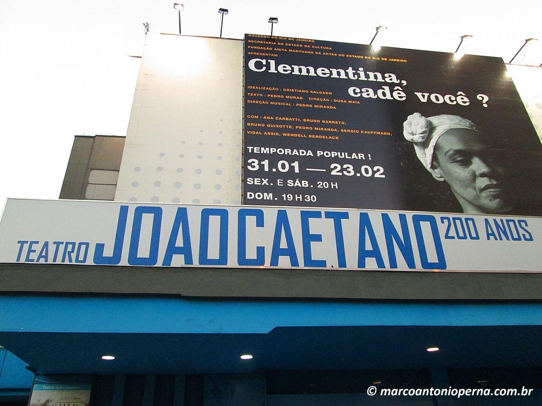 Clementina, eu sei onde você está!