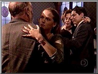 Fotos de dançarinos no night club Havana, da mini-série Aquarela do Brasil da TV Globo, em outubro de 2000.Veja em...