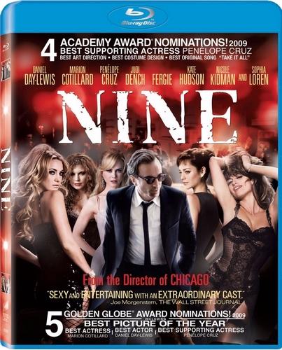 Sinopse: Baseado em 8 1/2, obra de Fellini, e do mesmo diretor de Chicago, Nine é um musical vibrante e provocante, cheio de amor, desejo, paixão e glamour. Ele conta a trajetória de um direto...