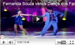 Hoje, 25/07/2010, assisti conformado a vitória da Fernanda Souza na Dança dos Famosos, do Faustão. Conformado porque, apesar da minha torcida por Sheron Menezes e de ter a certeza que ela é a melhor d...
