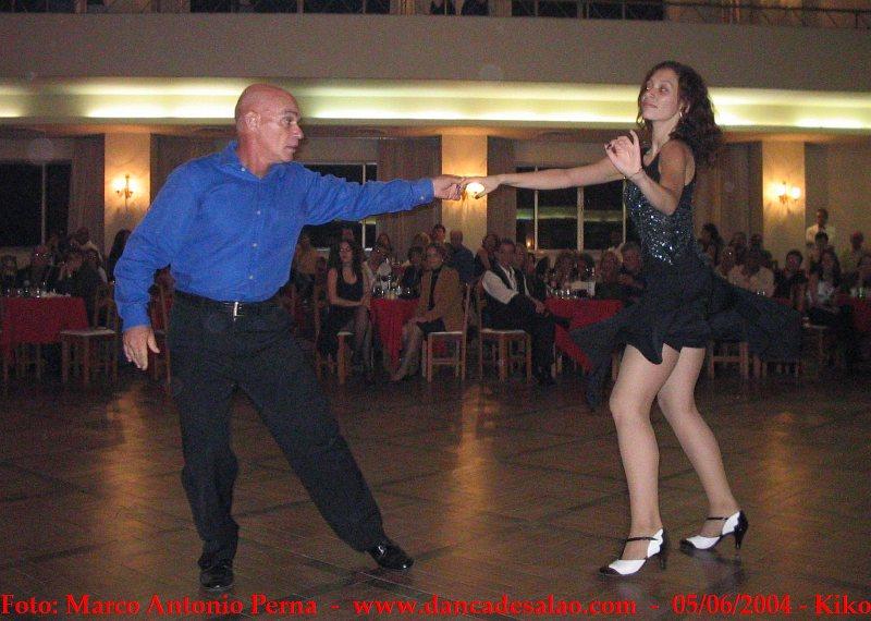 Baile do Kiko 2004 no clube Sírio e Libanês