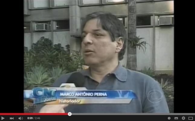 reportagem da CNT, canal 9 - Rio de Janeiro em 05/08/2011...