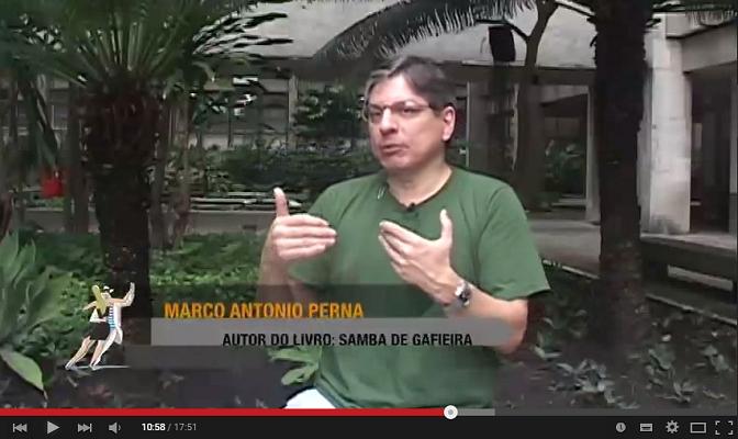 TCC 2013.2 Faculdades Integradas Hélio Alonso - A história do samba de salão contada a partir de uma perspectiva da comunicação não-verbal e sua...