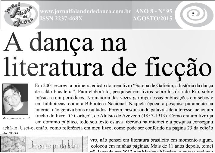 Leia o artigo completo em: http://issuu.com/dancenews/docs/ed_95_completa_para_leitura/5 Na imagem aparece apenas um pequeno pedaço...