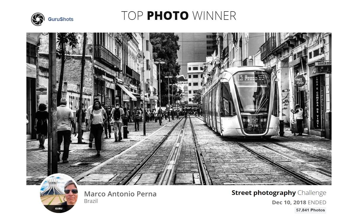 Street Photography - VLT RJ