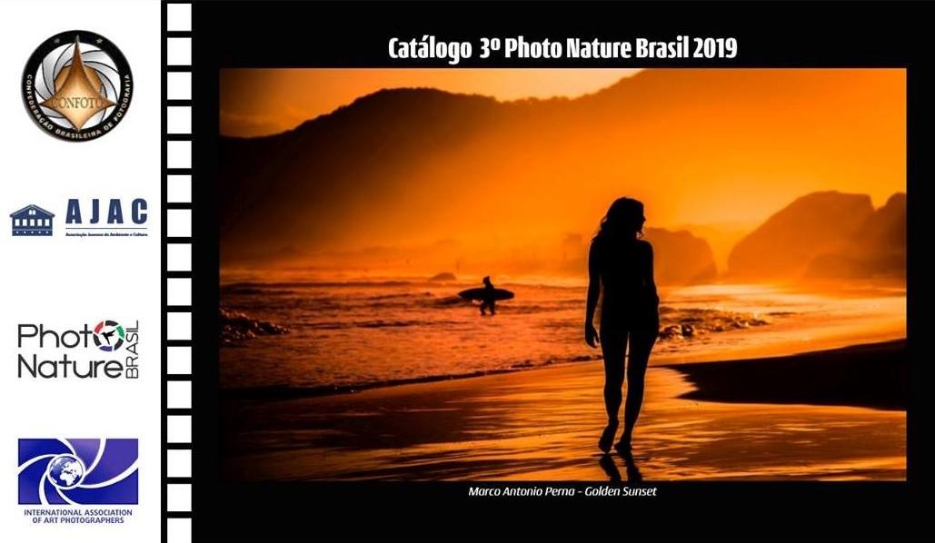 Capa Catálogo Photo Nature Brasil 2019
